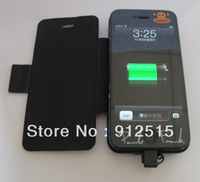 2600mAh External Battery Power Pack Case Cover Charger for iPhone 5