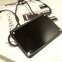 free shipping 2014 mobile phone cross-body mini bag mirror vintage small  female one shoulder handbag