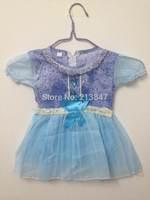 New!! Kid's Dresses Fashion Cute Print Little Girls Dress Summer Baby Girl Dress Girl Retail Infant Dress Baby Clothing For Girl