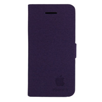 Leather Case for iPhone 5/5S with Stand