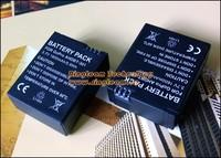 2Pcs/Lot New AHDBT-302 Battery for GoPro HD HERO3 and HERO3+ Video Cameras. Compatible AHDBT-301, AHDBT-201