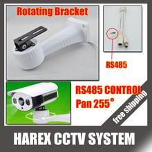 cctv bracket PTZ bracket Electrical Rotating Bracket installation/ stand/ holder cctv accessories for cctv camera, free shipping(China (Mainland))