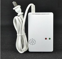 GAS Detector Sensor Work With Home Security Alarm GSM Alarm System