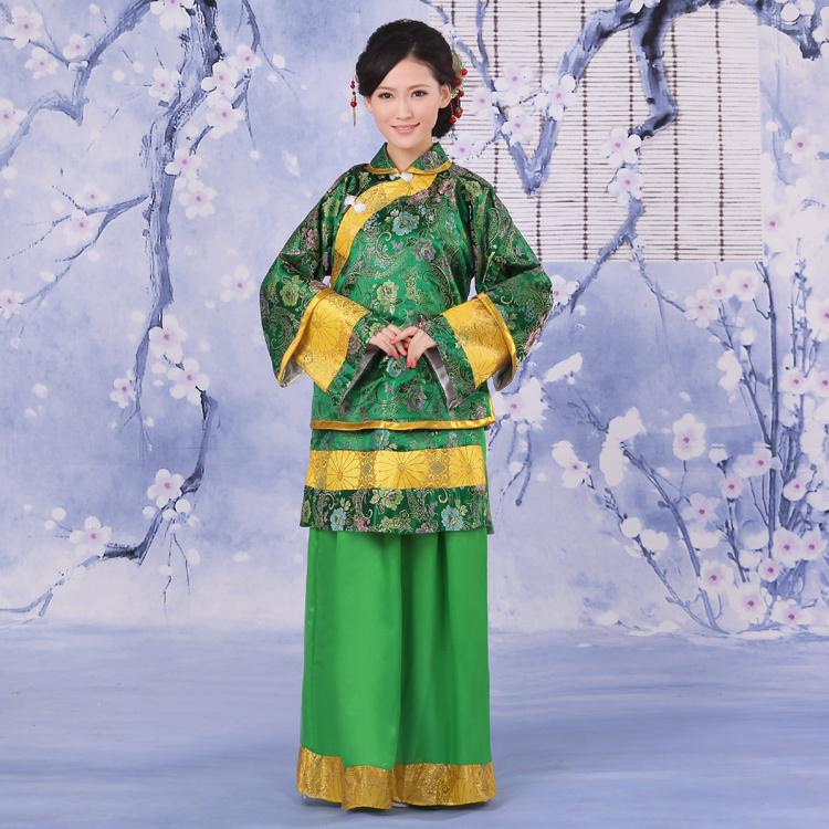 Hanfu Costumes Clothes Princess Cosplay Costume Female Beyonce Singer Ds Singer Dj Ancient Chinese Costume Women Cheongsam(China (Mainland))