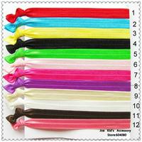 Adjustable 1.5cm Stretch Baby Satin Headband,Children DIY Hair Bows,Baby Hair Accessories,FS148+Free Shipping
