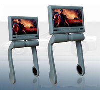 TFT LCD monitor  7 inch central armrest DVD player DVD-7808