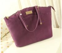 Women leather handbags desigual bags suede leather shoulder bags nubuck leather bags fashion women handbag new 2014 top sale3060