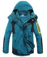 jackwolfksin piece wholesale men's triple authentic outdoor fleece liner jacket dewclaws