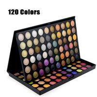 Rosalind 120 Color Eyeshadow G120 Eye Shadow Cosmetics Makeup Palette Set Free Shipping Drop Shipping