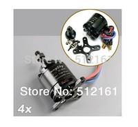 SUNNYSKY X2212 Brushless Motor 980KV four hexadecimal Multicopter free soldering