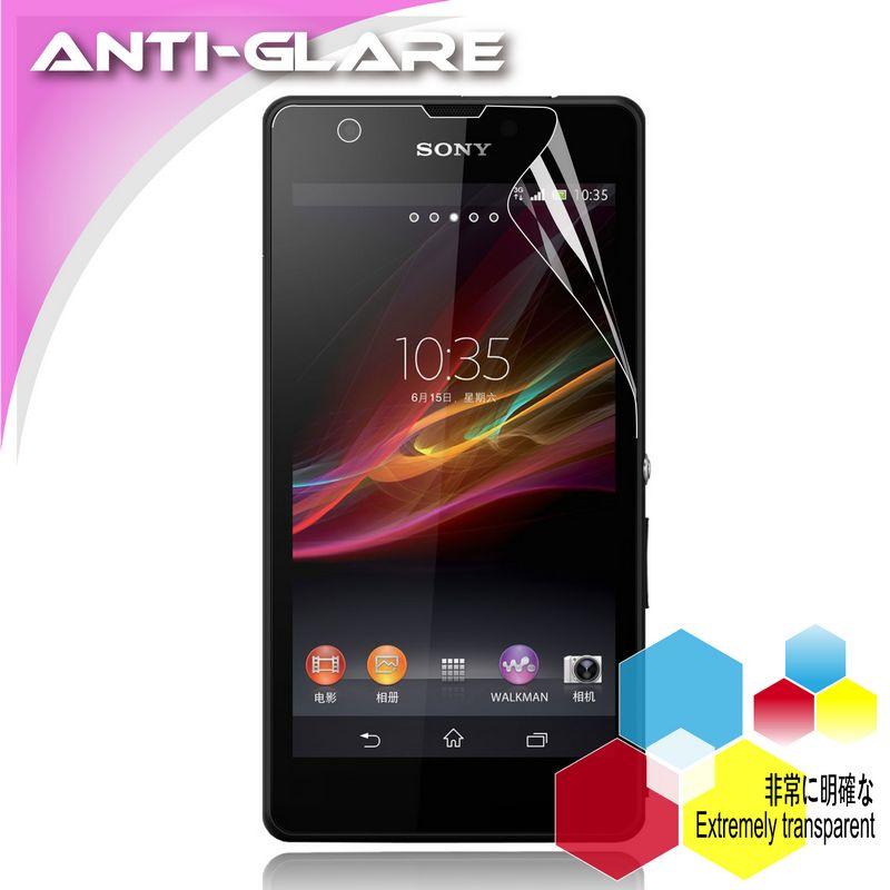 Защитная пленка для мобильных телефонов Sony Xperia ZR M36h 3 защитная пленка для мобильных телефонов hd sony xperia zr m36h