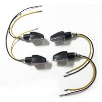 Free Shipping 4Pcs 15 LED SMD Mini Turn Signal LED Indicator Light for Motorcycle Motorbike