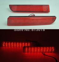 High quality For Mitsubishi Lancer EX LED back Tail Rear Bumper Light Brake lamp fog light