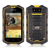 Hummer H5 3G Smart phone 4.0 inch Capacitive Screen IP68 Waterproof Shockproof Dustproof 512M RAM 4G ROM Android 4.2 phone