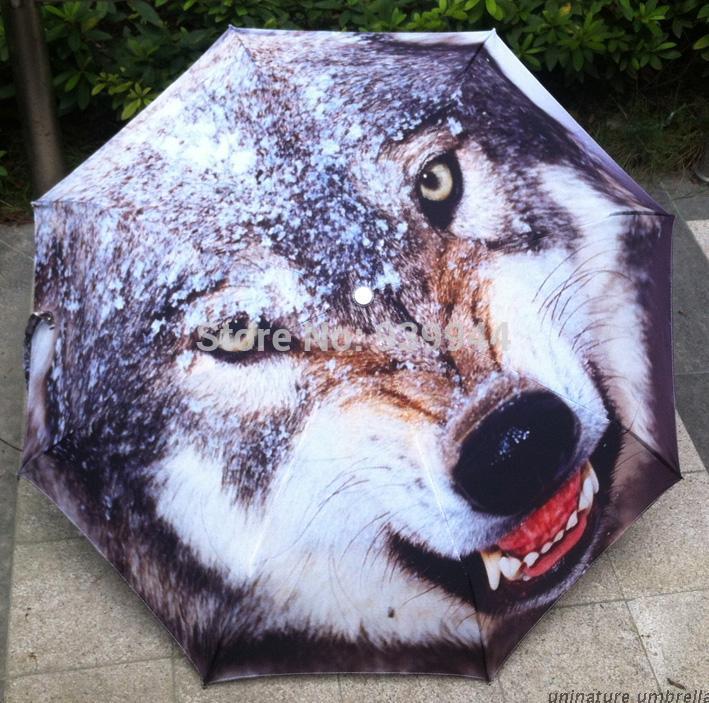Blue Umbrella Painting Oil Painting Umbrella/3
