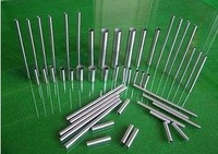 Stainless steel tube, Spacer, outer diameter * wall thickness* length: 4*0.5*200mm, 3*0.25*200mm, 2*0.25*200mm pipe