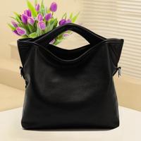 2014 women's leather handbag fashion women's shoulder bag handbag large bag cross-body leather bag women messenger bags WM120