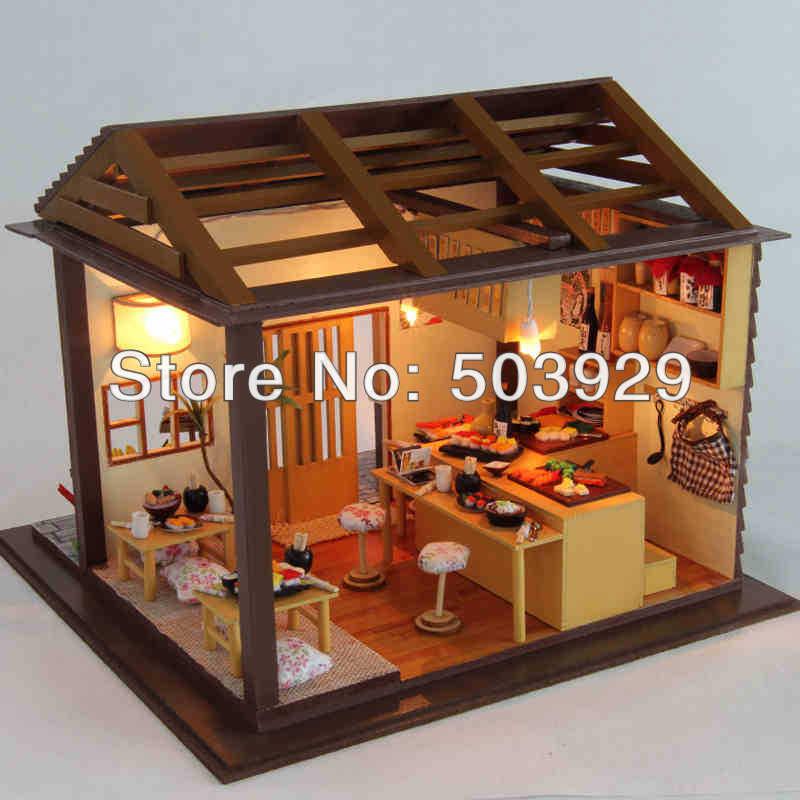 casas de muñecas  Compra lotes baratos de la construcción de casas