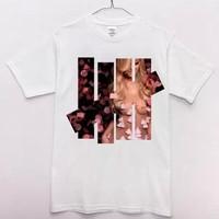 New 2014 brand fashion 100% Cotton short-sleeve T-shirt plus size Women lovers t shirt gta dgk pyrex hba sexy t shirt man