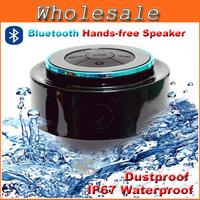 IP67 Dustproof Waterproof Bluetooth Speaker Built-in Battery With Phone Hands-Free For Calling Portable Mini Wireless Speaker