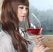 popular red glass