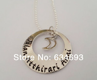 Game of Thrones My Sun and Stars Moon of my Life Two Couples Necklaces Khal Khaleesi Pendant Necklace