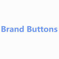Free Shipping  Metal button buttons pattern  plated cc  logo brand overcoat luxury button 2.3cm