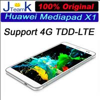 "Huawei honor x1 mediapad x1 4G LTE phone 2GB Ram 32GB Rom 7"" IPS 1920*1200 pix screen multiple language"