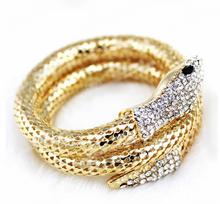 wholesale crystal snake bracelet