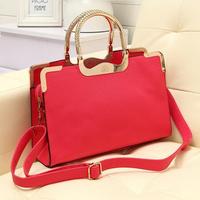 Designer women handbags patent leather tote bag embossing vintage woman messenger bags luxury brand name