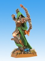 Free Shipping Fantasy Wood Elves Waywatcher Lord(Metal Models)
