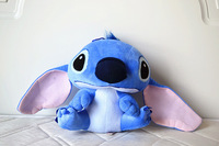 Hot sale Disnep Cartoon Kawaii 30cm Stitch Plush Toys for Kids Bedtime Play set christmas gift Free shipping