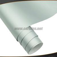 Matte silver vinyl wrap film,full car body sticker air bubble free auto accessory car sticker 19Colors