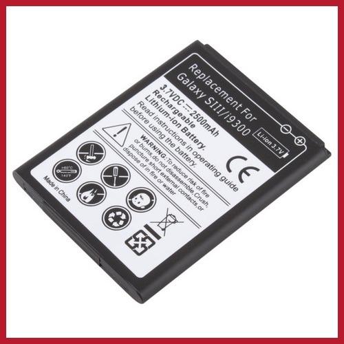 Батарея для мобильных телефонов bidbus 2500mAh /samsung Galaxy s 3 III I9300 50% ,