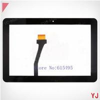 Original P5100 P5110 Digitizer Touch Screen for Samsung Galaxy Tab 2 10.1 P5100 P5110 -Black