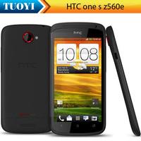 Z560e Original HTC One S Z520e Android GPS WIFI 4.3''TouchScreen 8MP camera 16G Internal Unlocked Cell Phone
