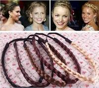 New Fashion Popular Braid Wig Hairbands Headbands Women Hair Maker Hair Accessories