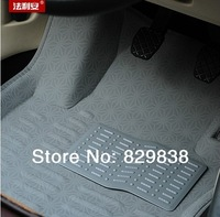 car floor mat waterproof 3D XPE leather for all cars vw sagitar lavida  jetta  skoda octavia