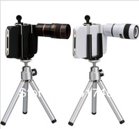 Best Selling Top quality 8x telephoto lens for iPhone5/ iphone4/ iPhone 4S