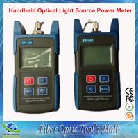 Most Economic Handheld Optical Light Source Power Meter