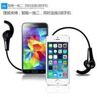 New Original FineBlue F6 Bluetooth Headset V4.0 Wireless Hand Headphones Stereo Sport Earphones With Calls Remind Earphone