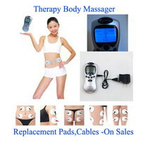 Top All in one 4pads Health Care Tens Acupuncture Electric Therapy Machine Pulse Foot Slimmming Body Sculptor Massager Apparatus