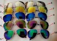 2014 Hot new Summer fashion glasses  Factory  Sunglasses Selling sun glasses sunglasses Men glass Unisex glasses Women Glasses