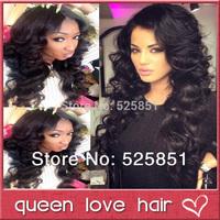 "New!Virgin hair brazilian lace front human hair wigs body wave 12""-26""100 human hair lace front wigs 150 density for black women"