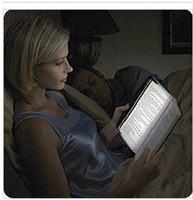 Free shipping white battery led reding light direct special reading lamp reading light panel