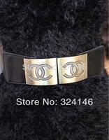 modern stylish elastic metal belts Quality elegance Ms. luxury girdle,women belt wholesale Free shipping