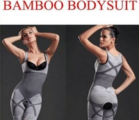1PCS 2014 NEW Slim suits underwear slimming body shaper bamboo charcoal