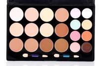 Concealer Makeup Studio Finish 20 Colors - New Professional Face Concealer For Acne Scars Spot Makeup Cover Cream Palette Set