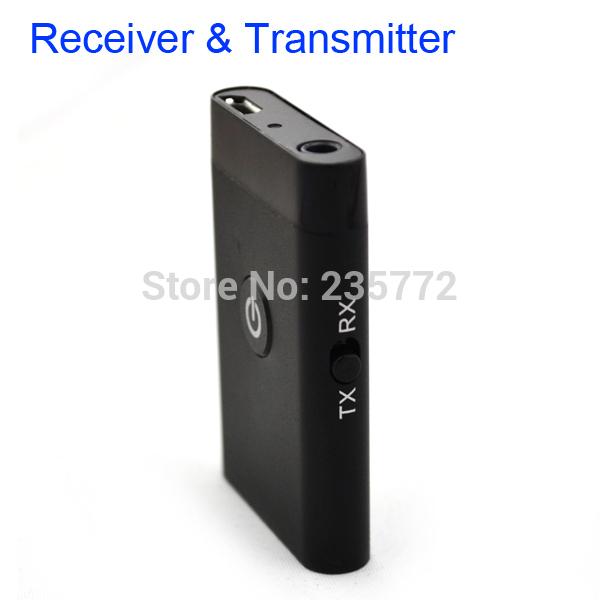 Bluetooth stéréo sans fil audio émetteur et le récepteur, 3.5mm jack, a2dp musique adaptateur bluetooth pour tv, amplificateur hifi
