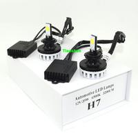 H7 LED Headlight/COB Chip 70W Auto LED Headlamps/2800LM Truck LED Headlight/Motorcycle Headlamps/Auto Headlight/LED Headlamp